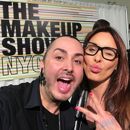 Biar Beauty Group na targach w Nowym Jorku – The Make up Show